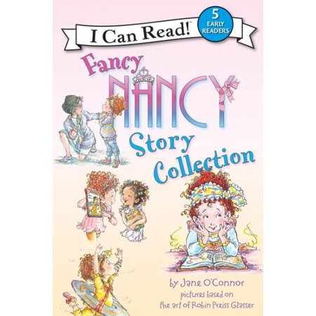 Easy Reading Halloween Stories (Fancy Nancy Story Collection (I Can Read! 5 Early)