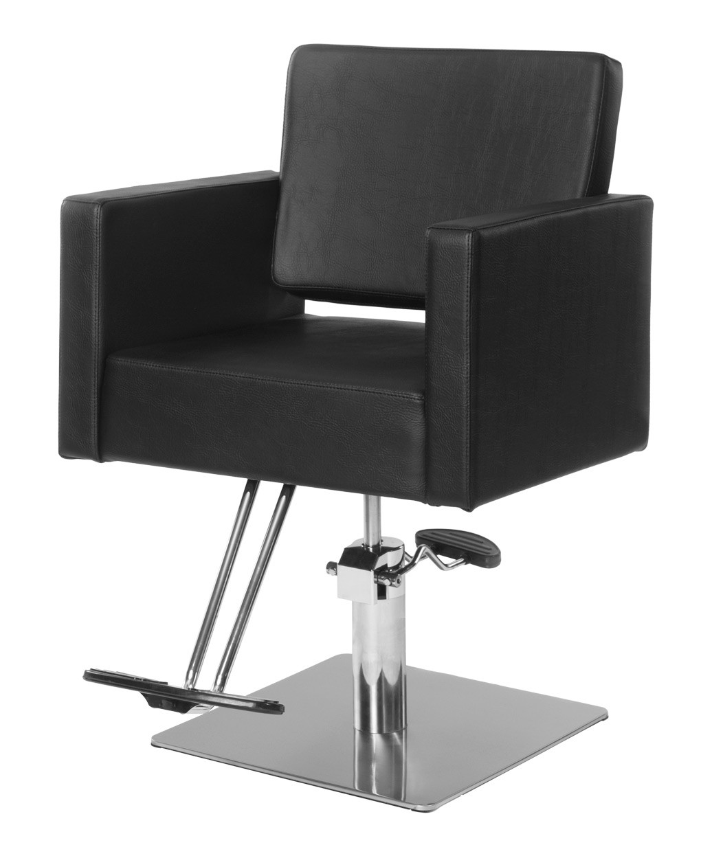 Hair Salon Styling Chairs Br Beauty Christina Salon Styling Chair Black  Walmart