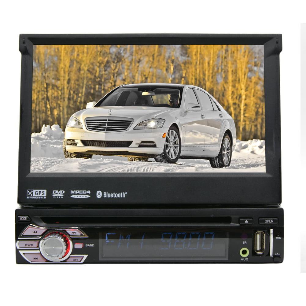 EinCar Detachable Panel Car GPS Navigation DVD Player  Ip...