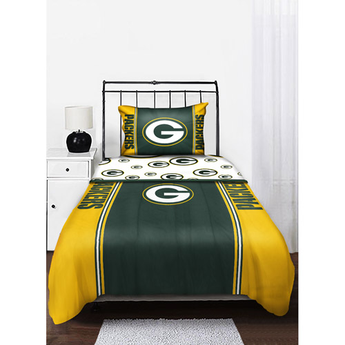 NFL Green Bay Packers Twin/Full Comforter