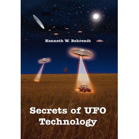 Secrets of Ufo Technology - eBook