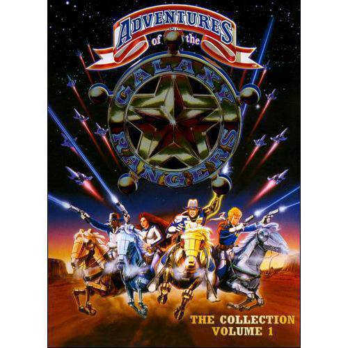 Adventures Of The Galaxy Rangers Collection, Vol. 1 (Full Frame)