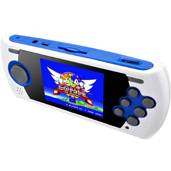 """Sega Genesis Ultimate Portable Game Player, with 2.8"""" LCD Display and Rechargeable Battery by Supplier Generic"""