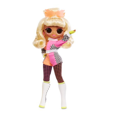 L.O.L. Surprise! O.M.G. Lights Speedster Fashion Doll