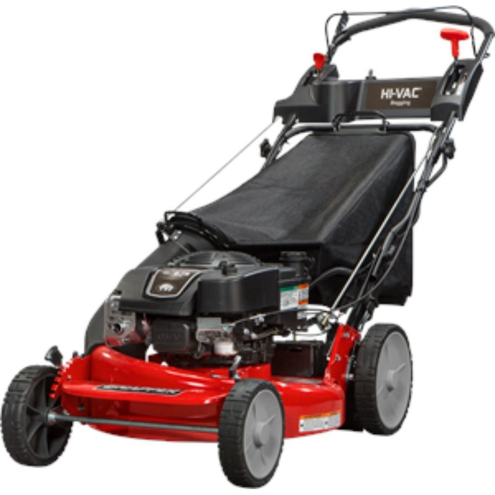 Snapper 7800982 HI VAC 190cc 21 in. Self-Propelled Electric Start Lawn Mower by