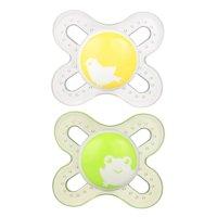 MAM Pacifiers, Newborn Pacifier, Best Pacifier for Breastfed Babies, ?Start? Design Collection