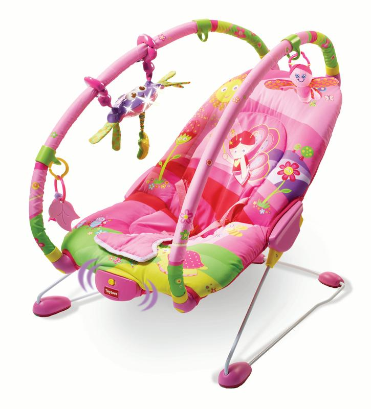 Tiny Love Tiny Princess Gymini Baby Bouncer, Tiny Princess