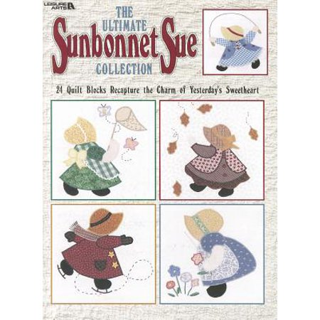 The Ultimate Sunbonnet Sue Collection (Cotton Sunbonnet)