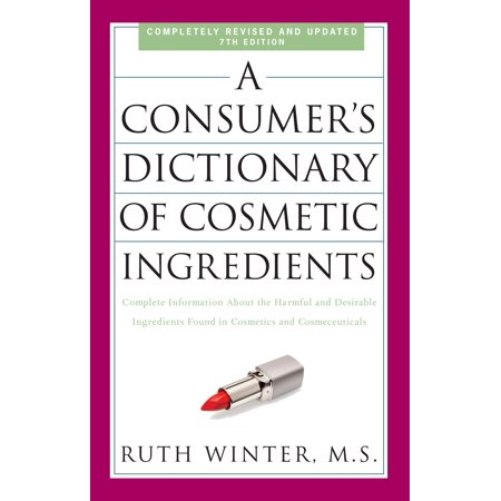 A Consumer's Dictionary of Cosmetic Ingredients, 7th Edition : Complete Information About the Harmful and Desirable Ingredients Found in Cosmetics and Cosmeceuticals](Short Information About Halloween)