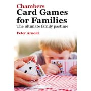 Chambers Card Games for Families - eBook