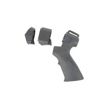 Ati Advanced Technology International Shotgun Rear Pistol Grip 12 20 Gauge  Black