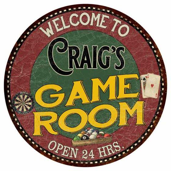 Craig\'s Game 12\