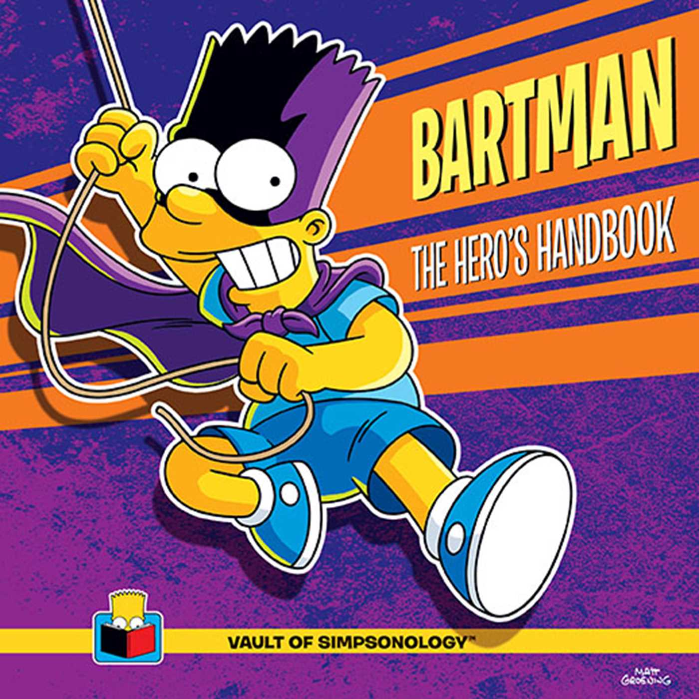 Bartman: The Hero's Handbook