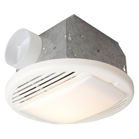 - Craftmade TFV50L Ceiling Mount Bathroom Fan/Light