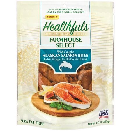 WESTMINSTER PET PRODUCTS HFS 8OZ Salmon Dog Bite (Pet Stores In Rhode Island That Sell Puppies)