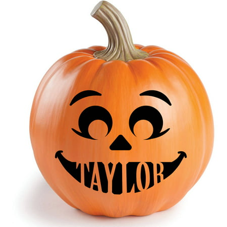 Personalized Halloween Pumpkin Decorations](Pumpkin Halloween Carving Ideas)
