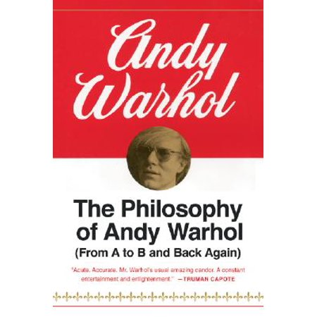 Andy Warhol Dollar Sign (The Philosophy of Andy Warhol : From A to B and Back Again )