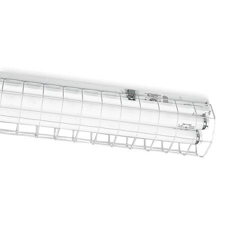 LITHONIA LIGHTING WGCUN NST Wire Guard,F/C and UN (5 In W) Fixtures