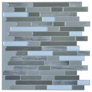 Art3d Peel And Stick Wall Tile For Kitchen Bathroom Backsplash 12 X12