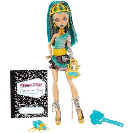 Monster High Nefera De Nile Doll](De Nile)