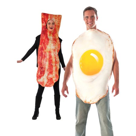 Bacon and Eggs Kit - Egg And Bacon Halloween Costume