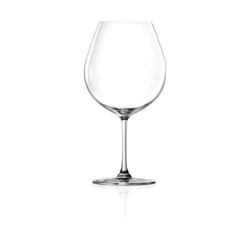 Lucaris Bangkok Bliss 25.4 Oz. Burgundy Glass (Set of 4) by Lucaris
