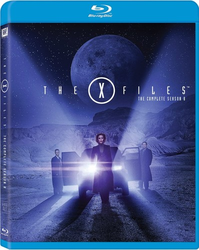 The X-Files: The Complete Season 8 (Blu-ray) (Widescreen) by