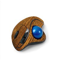 Wood Collection of Skins For Logitech M570 Wireless Trackball Mouse