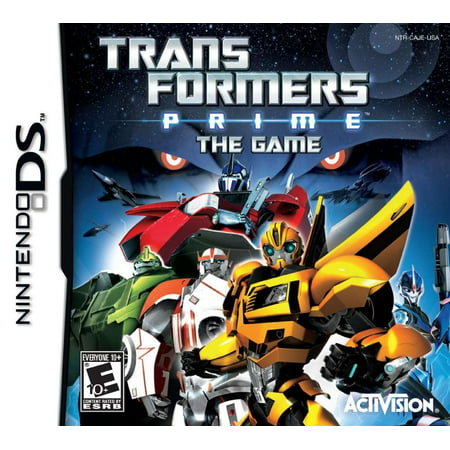 Transformers Prime: The Game (DS)
