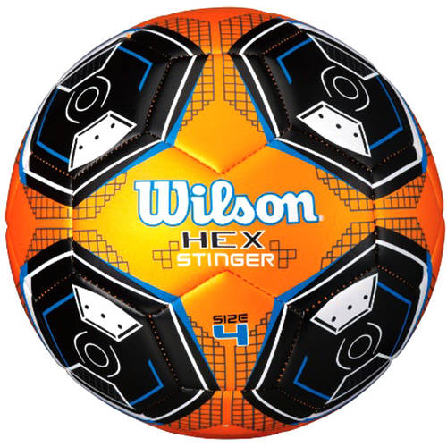 Wilson Hex Sting Soccer Ball, Size 3 by Wilson Sporting Goods