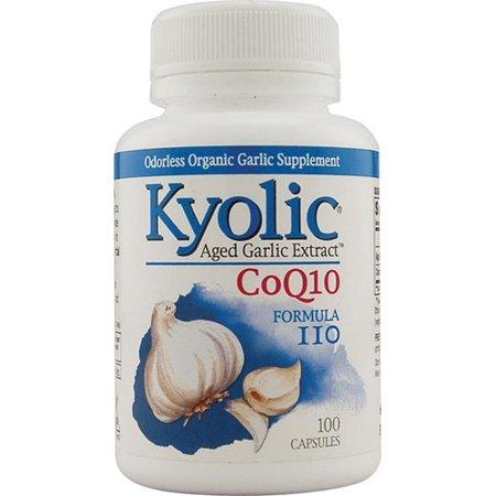 Kyolic Wakunaga Formula 110 CoQ10, 100 Ct