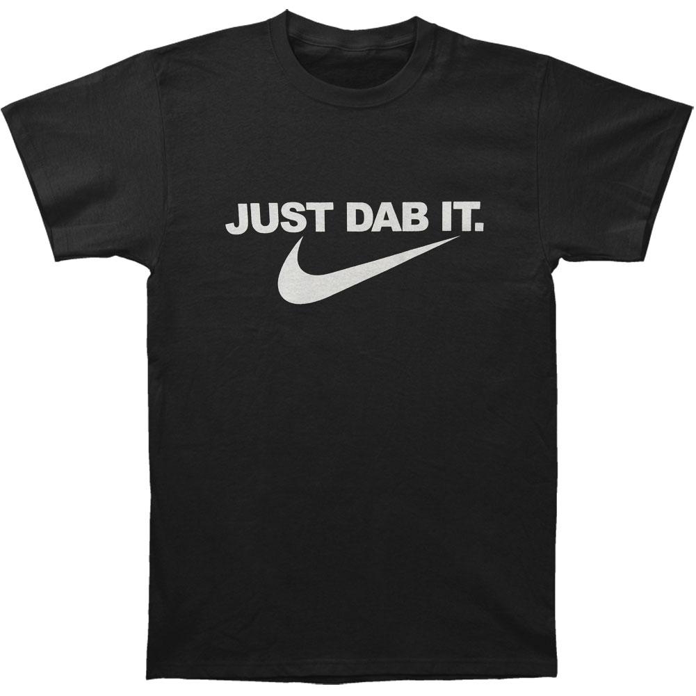 Deadset Design Co. Men's  Just Dab It T-shirt Black
