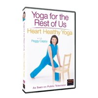 Yoga for the Rest of Us: Heart Healthy Yoga (DVD)