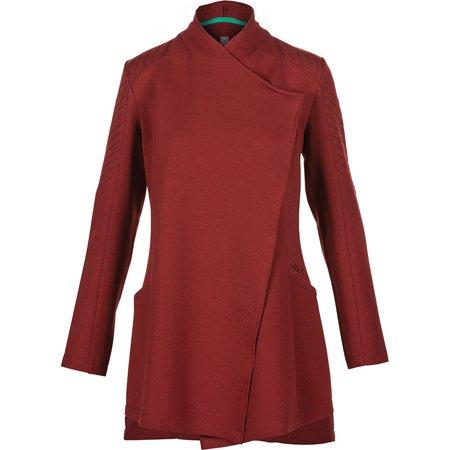Women's Audrey Coverup Jacket, Sangria, (Audrey Coat)
