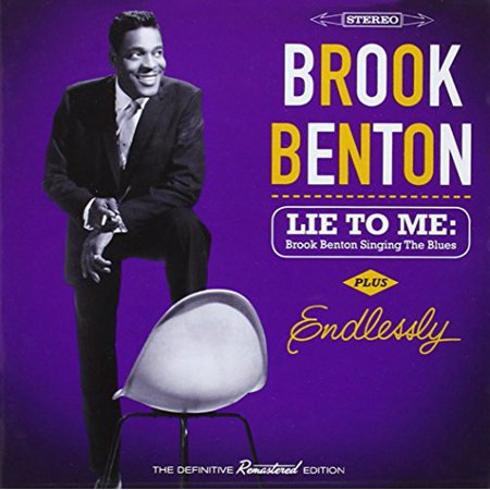Lie to Me: Brook Benton Singing the Blues