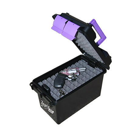 HANDGUN CONCEAL CARRY CASE PURPLE (Handgun Conceal Carry Case)