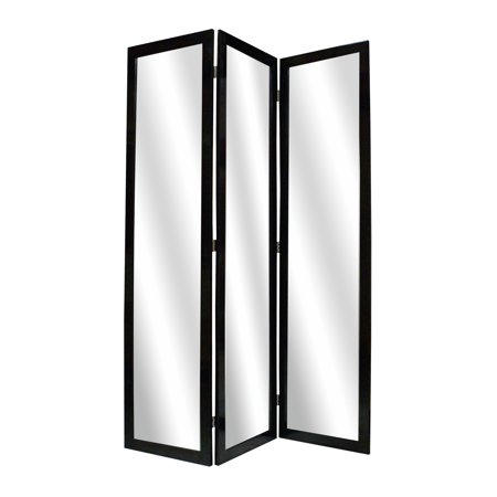 Screen Gems Solid Black Mirror Screen -