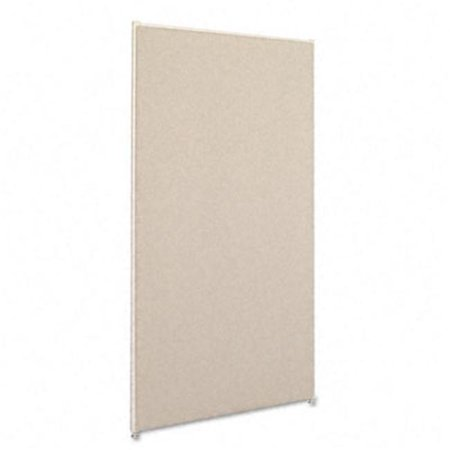 Basyx P6030GYGY Verse Office Panel  30W X 60H  Gray ()