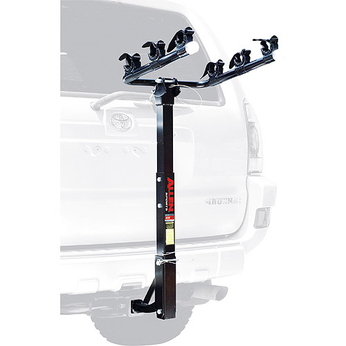 "Allen Sports Deluxe 3 Bike Rack Carrier for 1 1/4"" & 2"" Hitch"