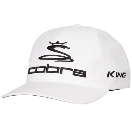 COBRA TOUR DELTA HAT MENS FITTED GOLF CAP 909204- NEW 2017- PICK SIZE & COLOR! (Mizuno Tour Golf Caps)