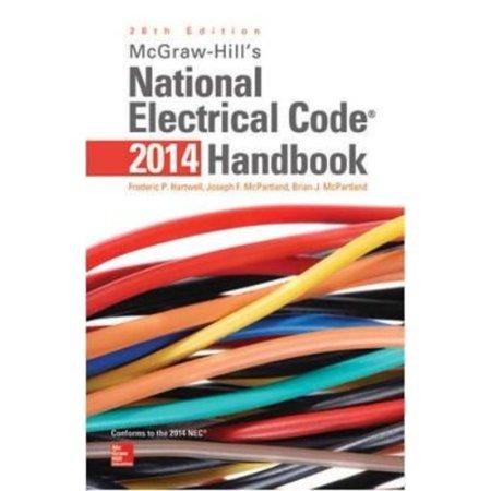 Mcgraw Hills National Electrical Code Handbook 2014