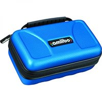 RDS Industries, Nintendo Amiibo Game Traveler Carrying Case - Blue