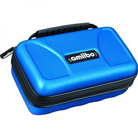 Rds Industries  Nintendo Amiibo Game Traveler Carrying Case   Blue