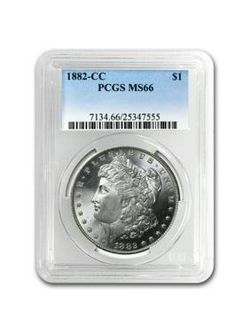999f776a297 Product Image 1882-CC Morgan Dollar MS-66 PCGS