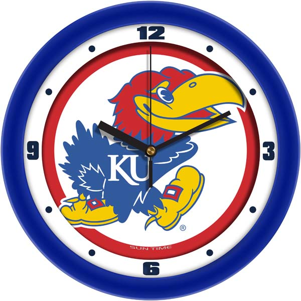 Kansas Traditional Wall Clock