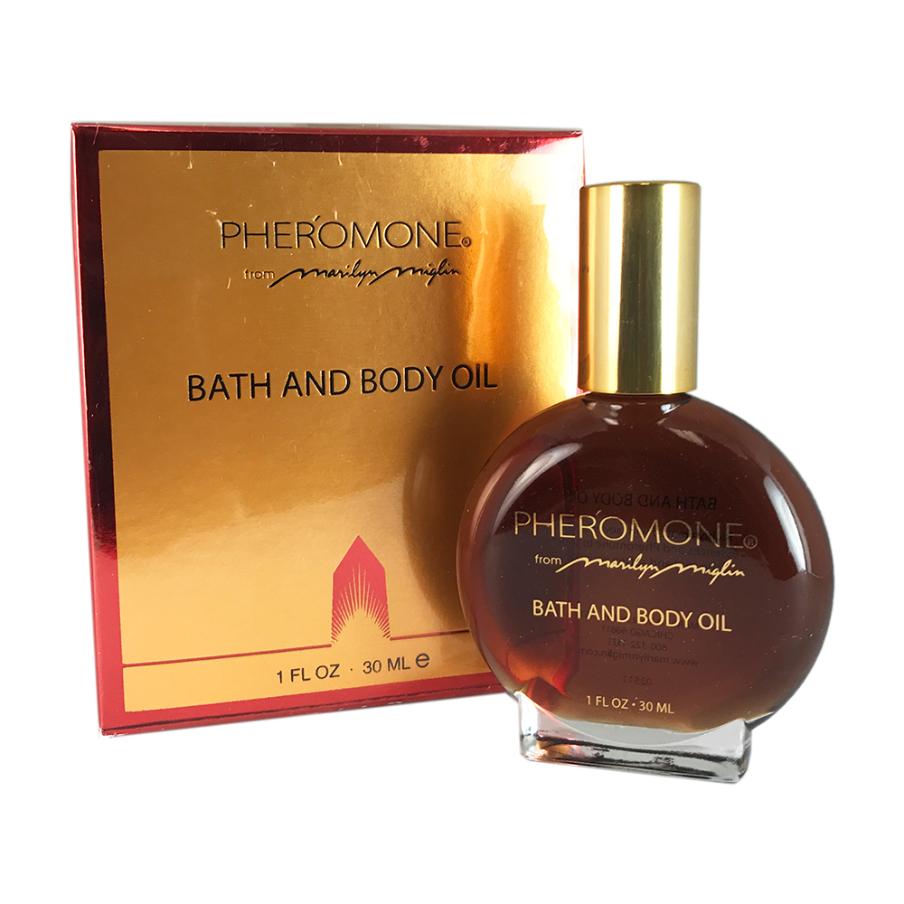 Pheromone for Women by Marilyn Miglin 1 oz Body and Body Oil