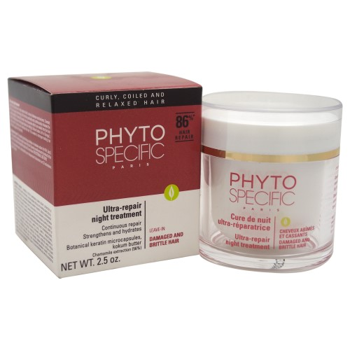 Phyto Phytospecific Ultra-Repair Night Treatment, 2.5 Oz