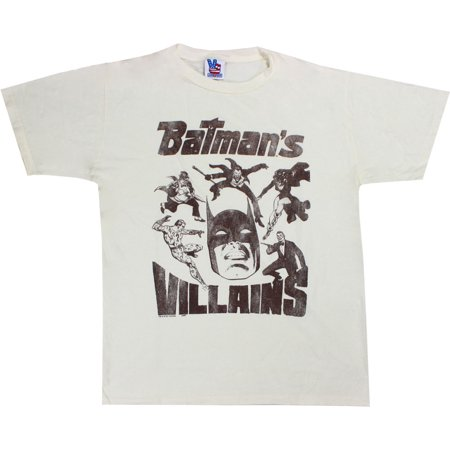 Batman's Villains T-Shirt - Batman's Villains