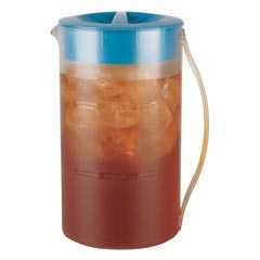 Mr. Coffee TP1-2 Replacement Pitcher For Iced Tea Maker, 2 Quart (2 Qt Glazed Pitcher)