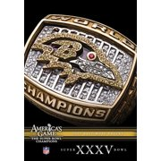 NFL America's Game: Baltimore Ravens Super Bowl XXXV (DVD) by CINEDIGM